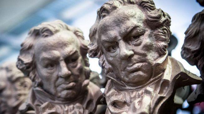 Figura de los Premios Goya
